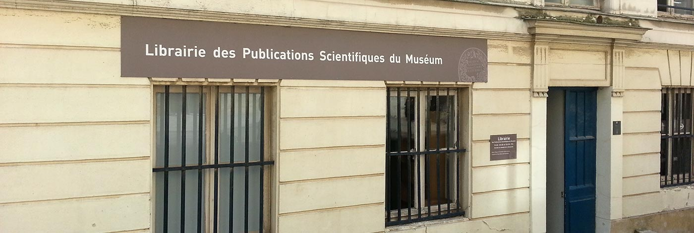 MNHN - Publications scientifiques