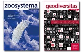 New releases: <i>Geodiversitas</i> 39 (3) - <i>Zoosystema</i> 39 (3)