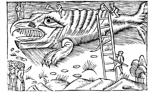 Monstruosités de la mer: taxonomie et tradition dans la dicussion de Conrad Gessner (1516-1565) sur les cétacés et les monstres marins
