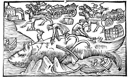 <i>Delfines nec non et ballenae</i>… Les cétacés de l'Atlantique nord au haut Moyen Âge: représentation, identification et consommation