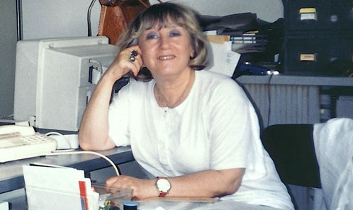 Judith Najt. A life dedicated to Collembola and research support for systematics
