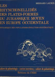 Les Rhynchonellidés des plates-formes du Jurassique moyen en Europe Occidentale
