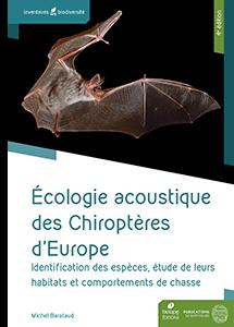 Écologie acoustique des Chiroptères d'Europe