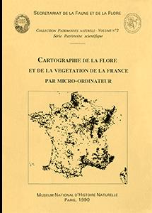 Cartographie de la flore et de la végétation de la France par micro-ordinateur