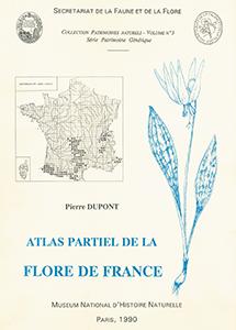 Atlas partiel de la flore de France