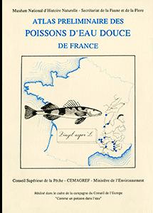 Atlas préliminaire des poissons d'eau douce de France