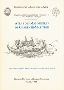 Atlas des mammifères de Charente-Maritime