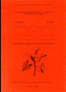 Inventaire taxonomique des plantes de la Guyane française