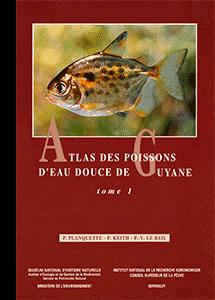 Atlas des poissons d'eau douce de Guyane