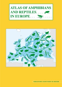 Atlas of Amphibians and Reptiles in Europe