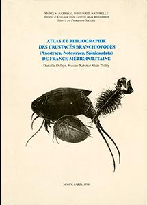 Atlas et bibliographie des crustacés branchiopodes (Anostraca, Notostraca, Spinicaudata) de France métropolitaine