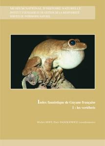 Index faunistique de Guyane française