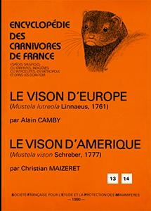 Le Vison d'Europe et le Vison d'Amérique