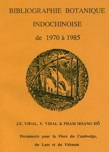 Bibliographie Botanique Indochinoise de 1970 à 1985