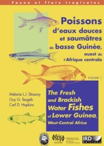 Poissons d'eaux douces et saumâtres de basse Guinée, ouest de l'Afrique centrale, vol. 1 et 2