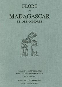 Campanulaceae, Sphenocleaceae, Goodeniaceae