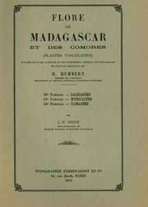 Salicaceae, Myricaceae, Ulmaceae