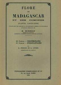 Podostemonaceae, Hydrostachyaceae