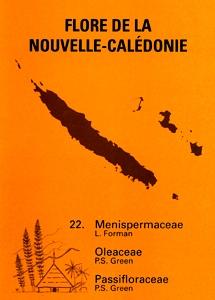 Menispermaceae – Oleaceae, Passifloraceae