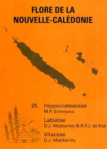 Hippocrateaceae, Labiatae, Vitaceae