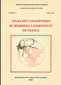 Atlas des Coléoptères Scarabeides Laparosticti de France