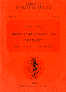 Les Hétéroptères Mirides