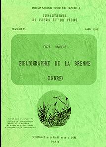 Bibliographie de la Brenne (Indre)