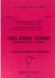 Zones humides d'Afrique septentrionale, centrale et occidentale