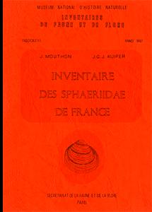 Inventaire des Sphaeriidae de France