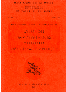Atlas des Mammifères terrestres de Loire-Atlantique