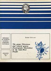 Révision des espèces indo-pacifiques de <i>Chicoreus</i> et genres voisins (Gastropoda, Muricidae)