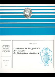 L'abdomen et les genitalia des femelles de Coléoptères Adephaga