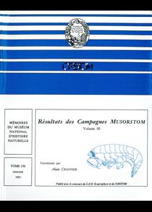 Résultats des Campagnes MUSORSTOM volume 10