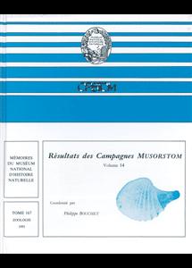 Résultats des Campagnes MUSORSTOM volume 14