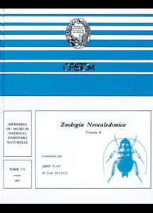 Zoologia Neocaledonica 4