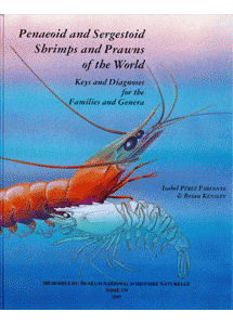 Penaeids and Sergestoid Shrimps and Prawns of the World