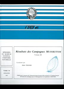 Résultats des Campagnes MUSORSTOM volume 18