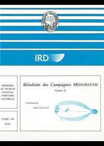 Résultats des Campagnes MUSORSTOM volume 21