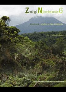 Zoologia Neocaledonica 6