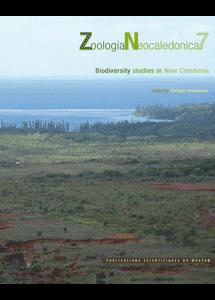 Zoologia Neocaledonica 7