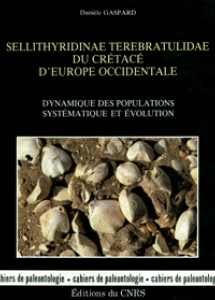 Sellithyridinae Terebratulidae du crétacé d'Europe Occidentale