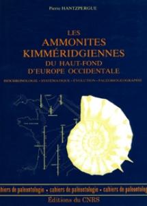 Les Ammonites Kimméridgiennes du haut fond d'Europe Occidentale