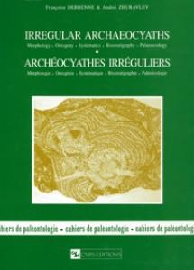 Archéocyathes irréguliers/irregular archaeocyaths