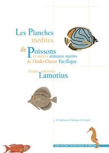 Les Planches inédites de poissons et autres animaux marins de l'Indo-Ouest Pacifique d'Isaac Johannes Lamotius
